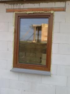 Okna Passivline Złoty Dąb