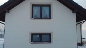 Okna Adams Passivline plus