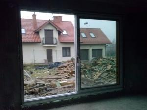 montaż okna HS
