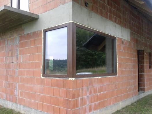 okno narożne