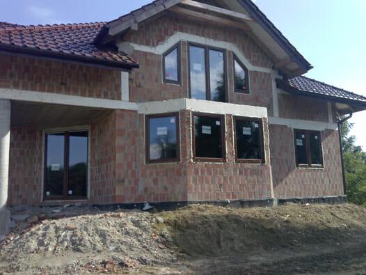 montaż okien na wymiar