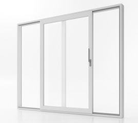 drzwi przesuwne aluplast