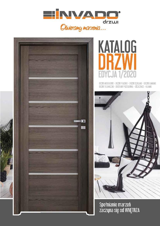 drzwi wewnętrzne Erkado - katalog produktów