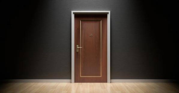drzwi zewnętrzne do domu