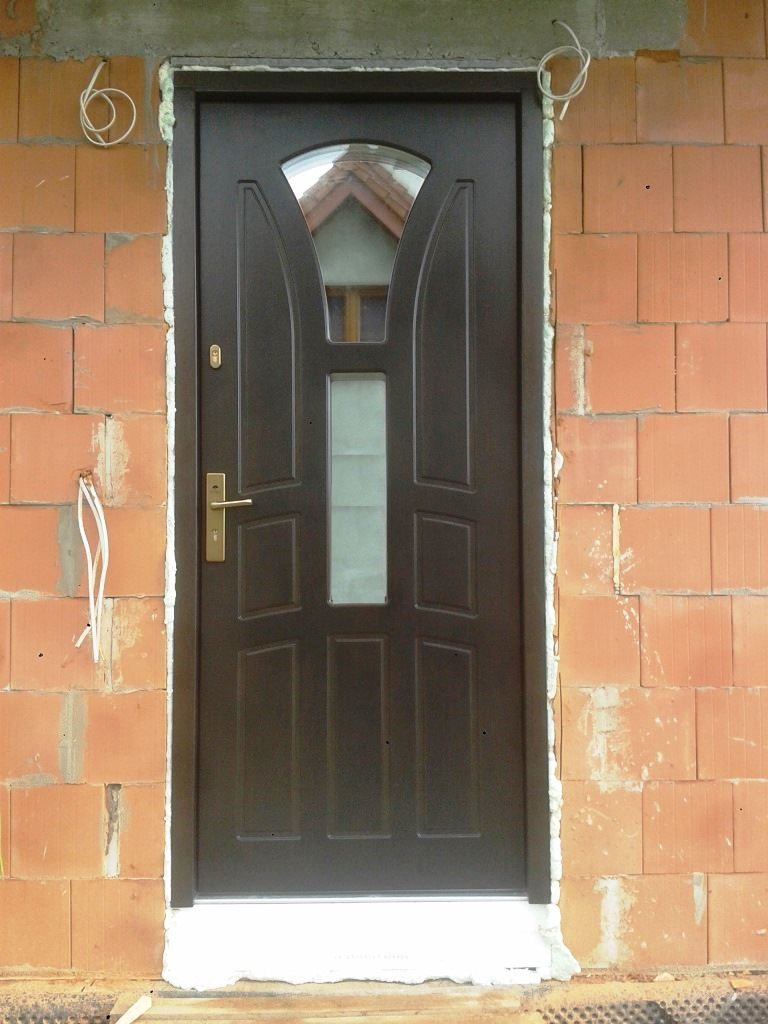 montaż drzwi zewnętrznych Kraków
